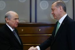 Erdoğan'ın dolarları bozdurun çağrısına Bahçeli de uymuş!