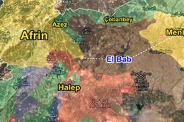 DAEŞ'ten El Bab'daki militanlarına son talimat
