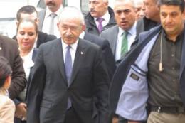 Kılıçdaroğlu'ndan 20 dakikalık ziyaret sözünü tuttu