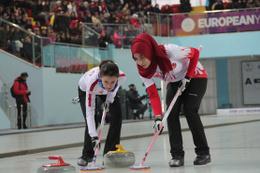 Curling takımı Ruslar'dan intikam aldı