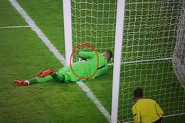 Avrupa Ligi maçında skandal karar