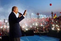 Erdoğan'dan yeni anayasa tweetleri