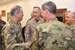 ABD'den Rakka için buz kesen YPG önerisi