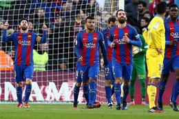 Barcelona tarihinde bir ilk