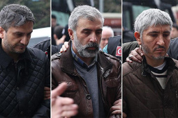 MİT'e operasyon çeken FETÖ'cüler tutuklandı