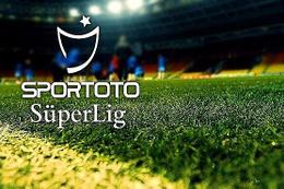 Spor Toto Süper Lig'de son durum