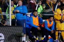 Arsenal maçında karnını doyuran kaleci olay oldu