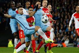 8 gollü maçın galibi Manchester City