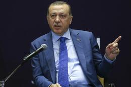 Erdoğan'dan FETÖ darbe girişimine suç duyurusu