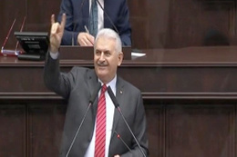 Başbakan Yıldırım'dan flaş bozkurt açıklaması