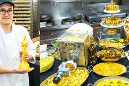 Oscar mutfağında ilk kez bir Türk aşçı görev alacak