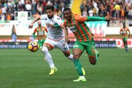 Alanyaspor Adanaspor'u ateşe attı