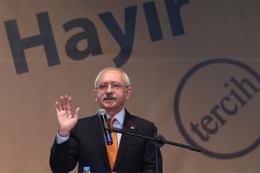 Kılıçdaroğlu'ndan partililere referandum talimatı