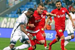 Antalyaspor Rizespor'u ateşe attı