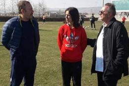 Barcelona'ya bir Türk daha gidiyor