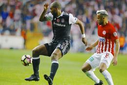 Antalyaspor'dan Beşiktaş maçında rekor