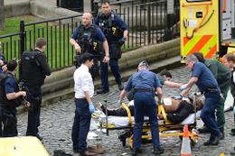 Londra'yı kana bulayan saldırganın ilk görüntüsü