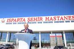 Şehir hastaneleri dedikodusu Recep Akdağ konuştu
