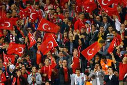 TFF Antalyalı sporseverlere teşekkür etti