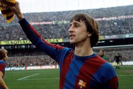 Barcelona'dan Cruyff'a vefa