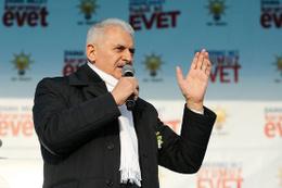 'Türkiye ile uğraşan herkes hayır diyor'