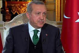 Erdoğan'dan Hakan Şükür ve Arif Erdem yorumu