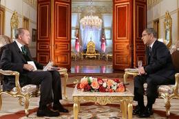 Erdoğan: Atatürk olsa 'evet' derdi