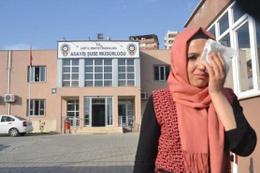 'Evet' broşürü dağıtan AK Partili kadınlara taşlı saldırı