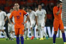 Hollanda İtalya karşısında çöktü!