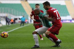 Bursaspor son nefeste kazandı