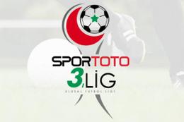 Spor Toto 3. Lig'de sonuçlar