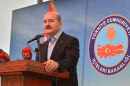Soylu'dan Kızıltepe'de teröre gözdağı