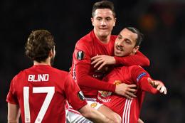 Manchester United çeyrek finale çok yakın