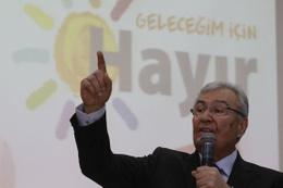 Baykal'dan referandumla ilgili skandal bir açıklama daha