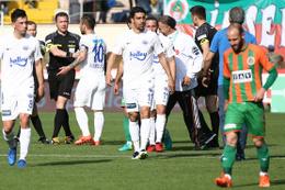Aytemiz Alanyaspor - Kasımpaşa maçının sonucu