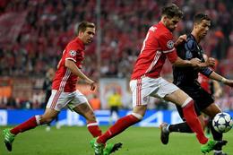 Bayern Münih Ronaldo'yu durduramadı