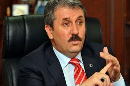 BBP lideri Destici'den Kılıçdaroğlu'na rejim yanıtı