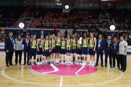 Fenerbahçe Avrupa ikinciliğiyle yetindi!