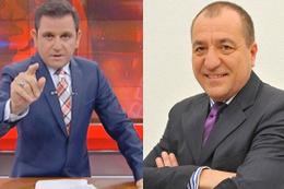 Bahçeli Mehmet Tezkan ve Fatih Portakal'a öyle saydırdı ki...