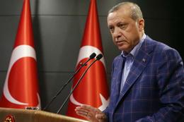 Erdoğan CNN International'a konuştu
