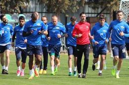 Akhisar Belediyespor'da Bursaspor hazırlıkları