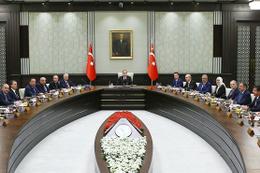 Erdoğan referandum sonuçları için bakanlara bunları söylemiş