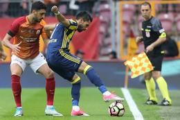 Galatasaray Fenerbahçe maçı golleri ve geniş özeti