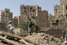 Yemen'de insani kriz 10 dakikada bir çocuk ölüyor!