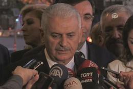Başbakan Yıldırım'dan AKPM'ye tepki!