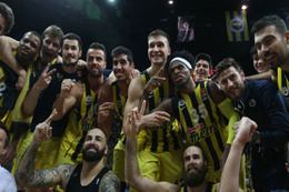 Fenerbahçe tarihe geçti!