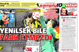Günün spor gazete manşetleri! 27 Nisan 2017