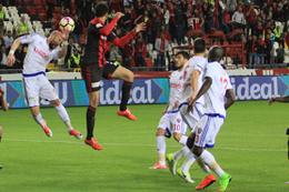 Gaziantepspor Kardemir Karabükspor maçı sonucu ve özeti
