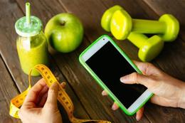 Mobil uygulamalarla 9 ayda 200 kişi 1 ton zayıfladı