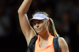 Maria Sharapova veda etti